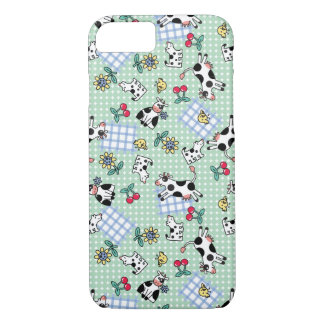 Crazy Farm iPhone 7 Case