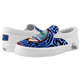Crazy Flag #93 Slip-On Shoes