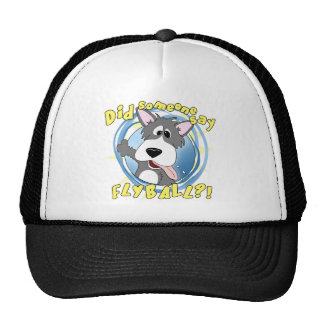Crazy Flyball Dog Hat
