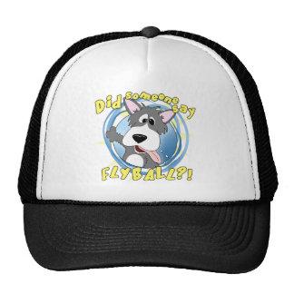 Crazy Flyball Dog Hat