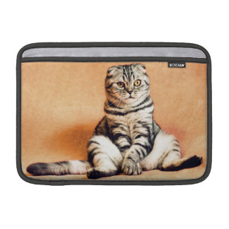 Crazy For Cats MacBook Sleeve