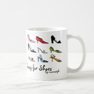 Crazy for Shoes Mug