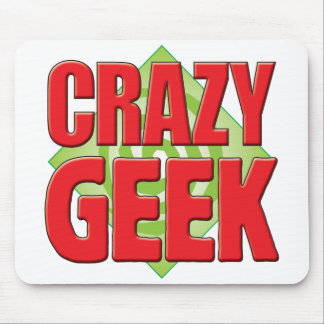Crazy Geek v2 Mouse Mat