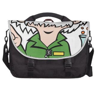Crazy Genius Scientist Bag For Laptop