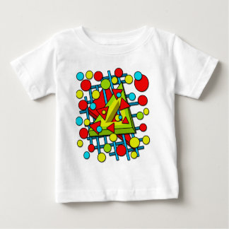 Crazy geometric baby T-Shirt