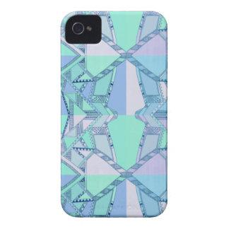 Crazy Geometric iPhone 4 Case-Mate Case