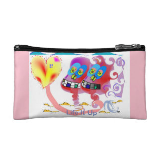 Crazy Girl Couture Cosmetic Bag