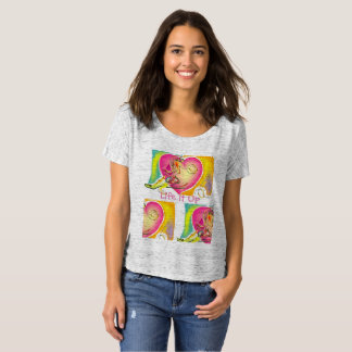 Crazy Girl Couture Love T T-Shirt