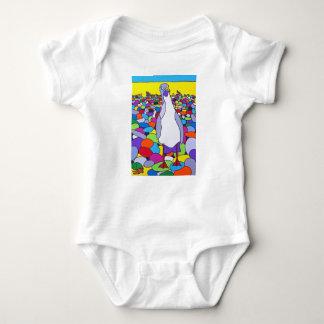 Crazy Gull - Little Nipper Baby Bodysuit