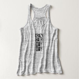 Crazy Hair Day Day Tank