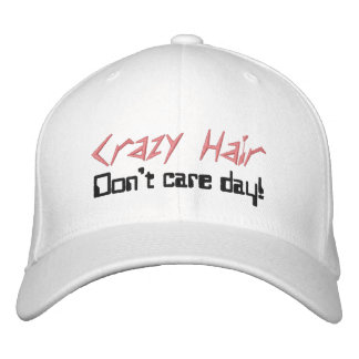 Crazy Hair Humorous Caps