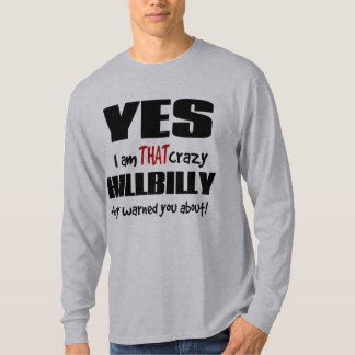 Crazy Hillbilly T-shirt