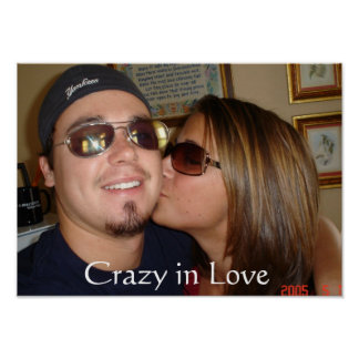 Crazy in Love Poster