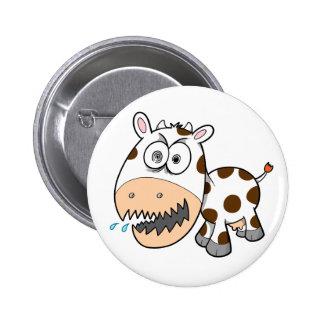 Crazy Insane Mad Cow Button