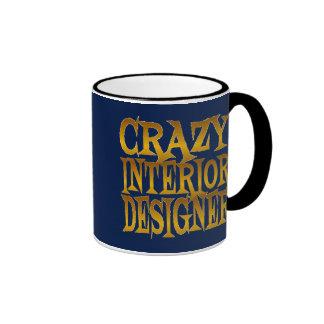 Interior Design Coffee Travel Mugs