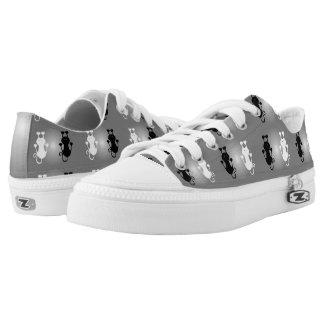 Crazy Kittens Zipz Low Top Shoes