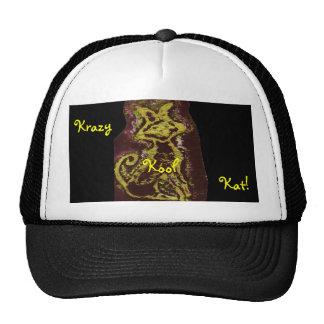 Crazy Kool Kat Hat Hat
