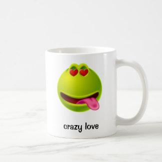 Crazy love coffee mugs