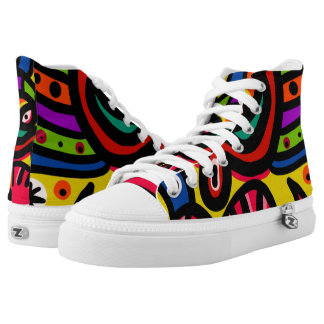 Crazy Maya High Tops
