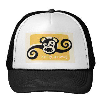 Crazy Monkey Cap