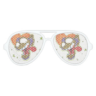 Crazy Monkey Glasses