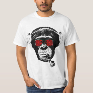 Crazy monkey shirt
