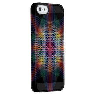 Crazy Multicolored Star iPhone 6 Case