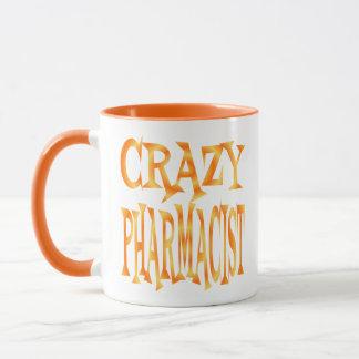 Crazy Pharmacist Mug