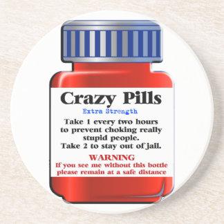 Crazy Pills_ Coaster
