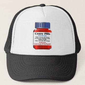 Crazy Pills_ Trucker Hat