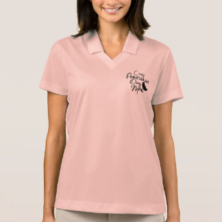 Crazy Pomeranian Dog Mom Polo Shirt