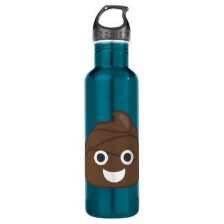 Crazy Poop Emoji 710 Ml Water Bottle