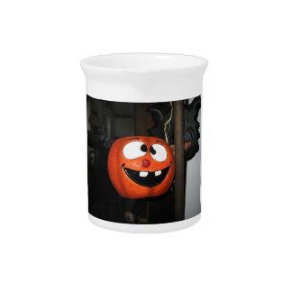 Crazy Pumpkin Pitcher