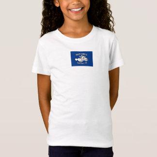 crazy rabbet gold coast Girls short sleeve T-Shirt
