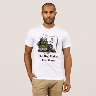 Crazy Radios and Owl T-shirt