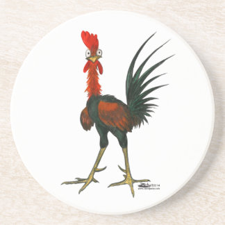 Crazy Rooster Coaster
