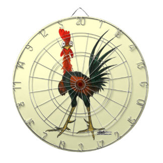 Crazy Rooster Dart Boards