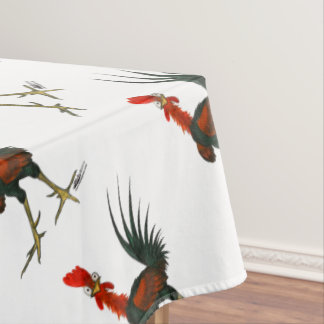 Crazy Rooster Tablecloth