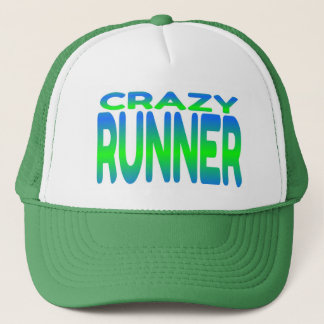 Crazy Runner Trucker Hat