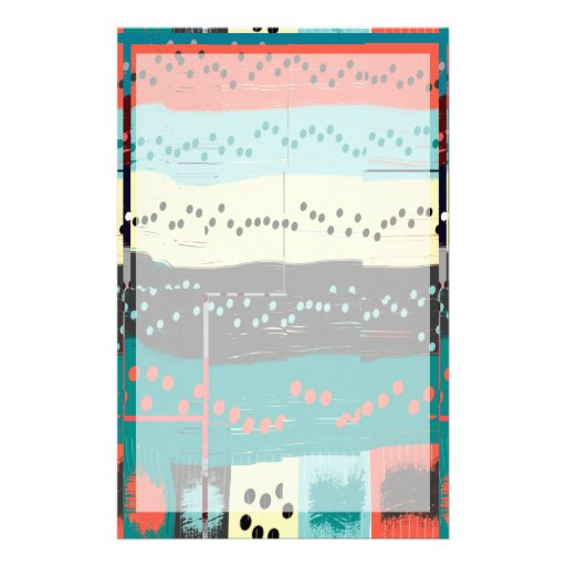 Crazy Sheet Music Stationery Paper