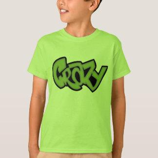 crazy shirt. T-Shirt