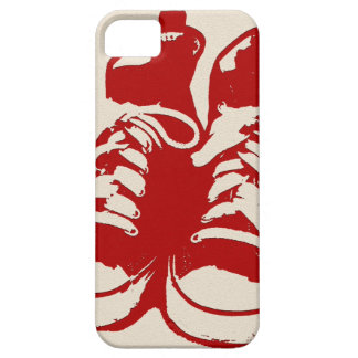 "Crazy Shoes ""old shoe"" mug Barely There iPhone 5 Case"