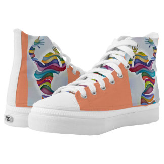 """""""Crazy Shoes"""" .. Printed Shoes"""
