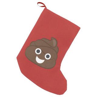 Crazy Silly Brown Poop Emoji