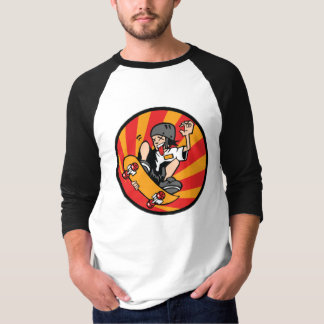 crazy skater T-Shirt
