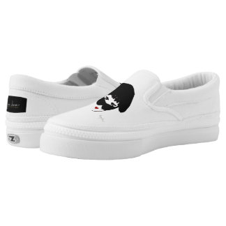 Crazy small head Slip-On shoes