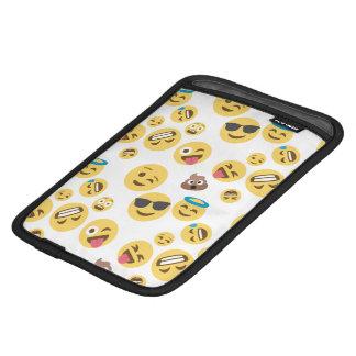 Crazy Smiley Emojis iPad Mini Sleeve