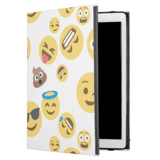 "Crazy Smiley Emojis iPad Pro 12.9"" Case"