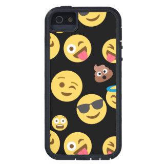 Crazy Smiley Emojis iPhone 5 Cover