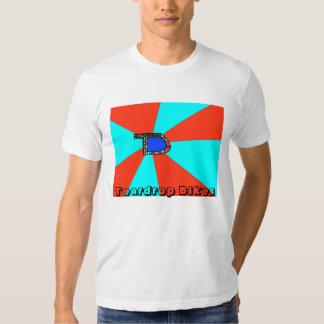 crazy teardrop t-shirts